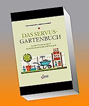 Das Servus-Gartenbuch