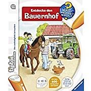 tiptoi® Wieso? Weshalb? Warum? 1: tiptoi® Entdecke den Bauernhof: Stift muß separat erworben werden von Friese. Inka (2010) Gebundene Ausgabe