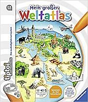 tiptoi® Kindersachbuch: tiptoi® Mein großer Weltatlas von Friese. Inka (2013) Spiralbindung