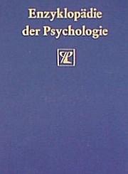 Enzyklopädie der Psychologie, Bd.2, Verhaltensunterschiede und Leistungsunterschiede