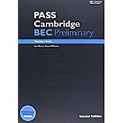PASS Cambridge BEC Preliminary: Teacher's Book + Audio CD