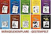 Gregs Tagebuch 1 -10  Mängelexemplare