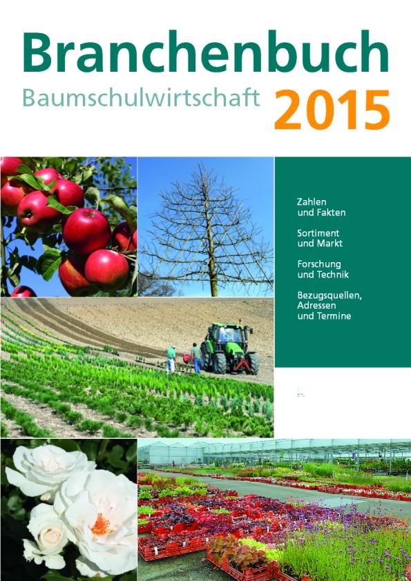Branchenbuch Baumschulwirtschaft 2015